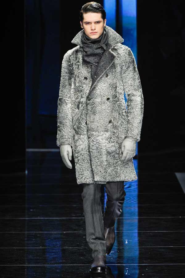 Fur Coats - Can Men Wear Fur? - Men Style Fashion | Pop ...