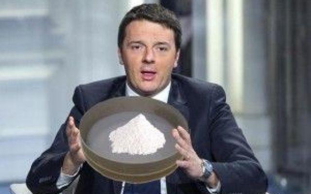 Matteo Renzi, il Cernitore ex rottamatore. #cernotore #rottamatore #renzi