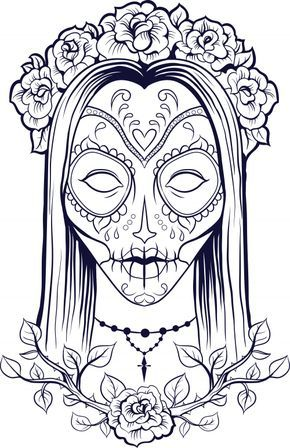 Halloween Treats: Adult Coloring Pages | Adult coloring, Bookstores ...