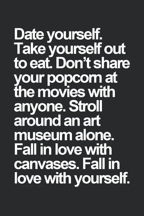 Love this! Source: http://thumbeliina.tumblr.com/post. Single Life QuotesRelationship  Advice ...