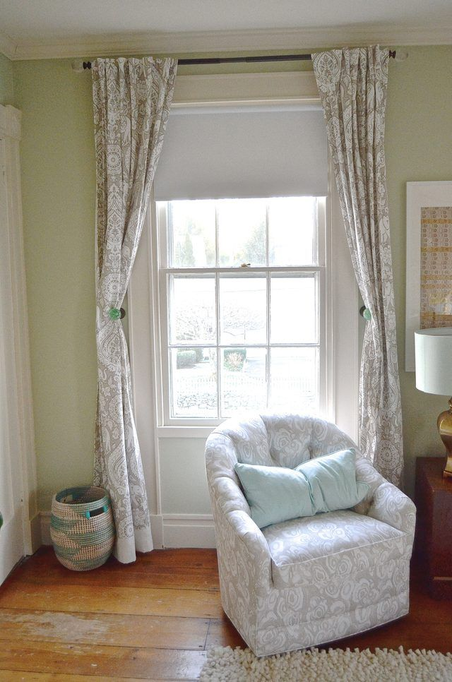 The Easiest Way To Extend Curtains That Are Too Short | EHow