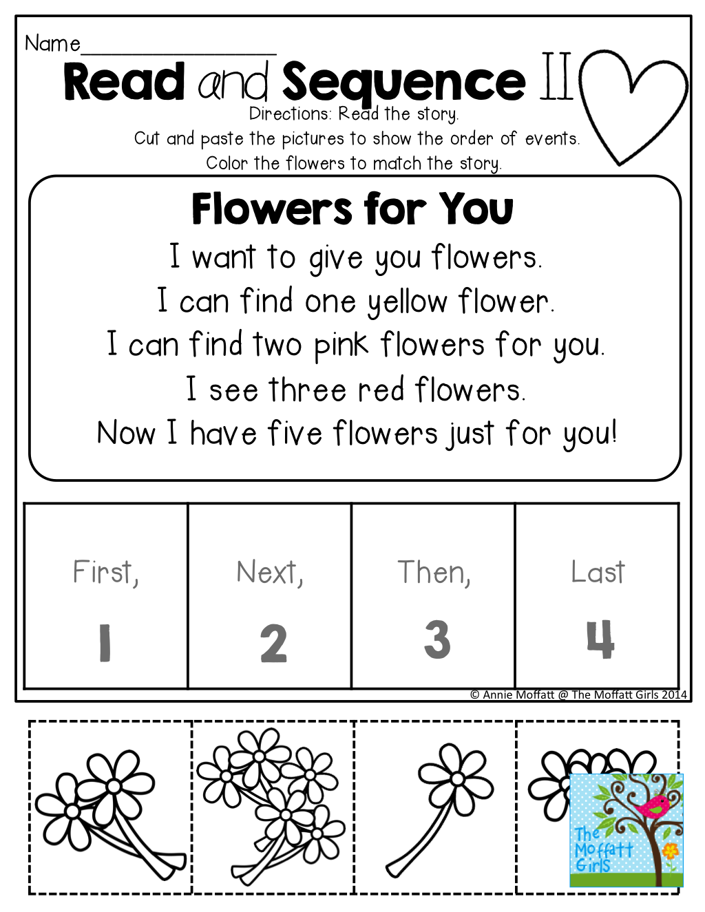 Comprehension Checks Simple Stories With Sight Words And