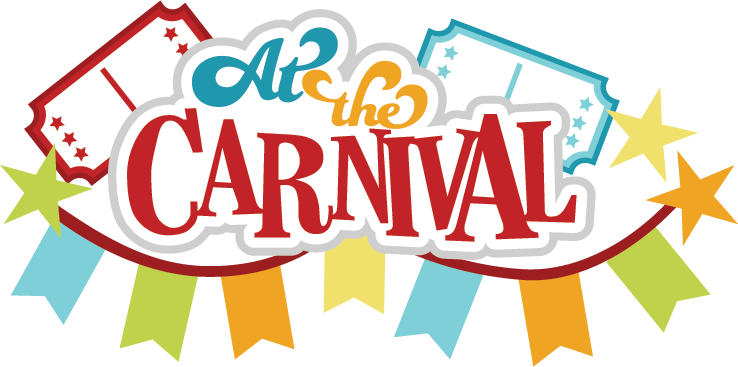 at the carnival svg scrapbook title carnival svg file for rh pinterest com free carnival cruise clipart free carnival clipart images