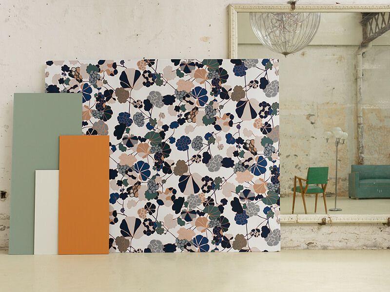La collection de papier peint Ressource - FrenchyFancy Wall papers