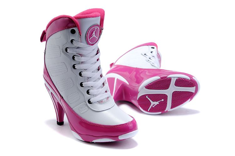 air jordan shoes for girls high tops. heel boots | girls air jordan 9 high white pink shoes [aj-1ajw900055 for tops o