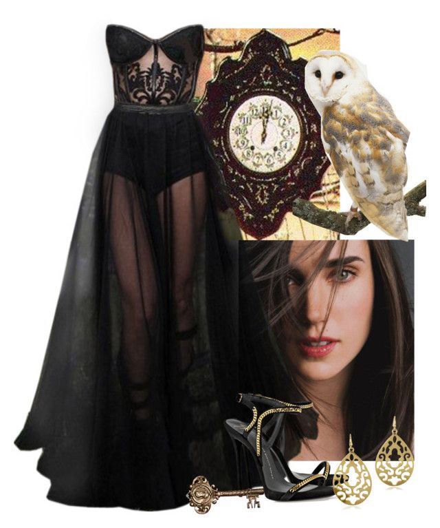 """""""Once Upon a Dream"""" by brittneyclapper ❤ liked on Polyvore featuring Alba Botanica, Giuseppe Zanotti, Juicy Couture, women's clothing, women, female, woman, misses and juniors"""
