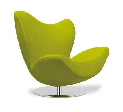 Esprit Wave Draaifauteuil.Esprit Furniture Produkte Polster Sessel Hocker Wave