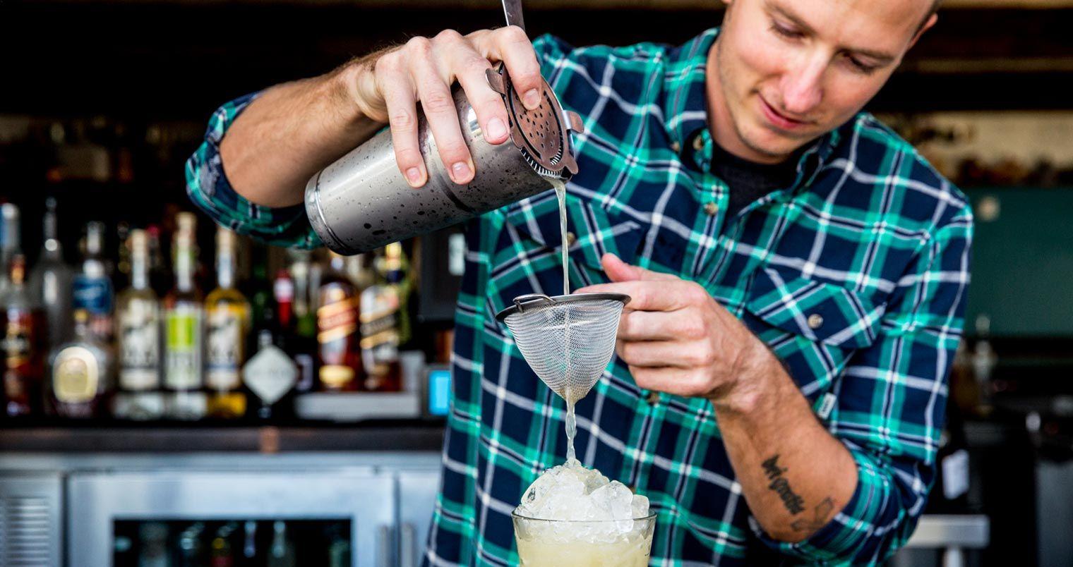 Spotlight on Falernum Cool bars, Brandy old fashioned
