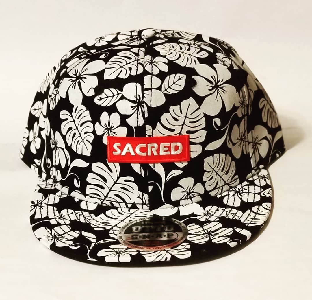 Sacred Floral snapback now available.  LIVELIFESACRED  SACREDAPPAREL ... bbd31eca47b4