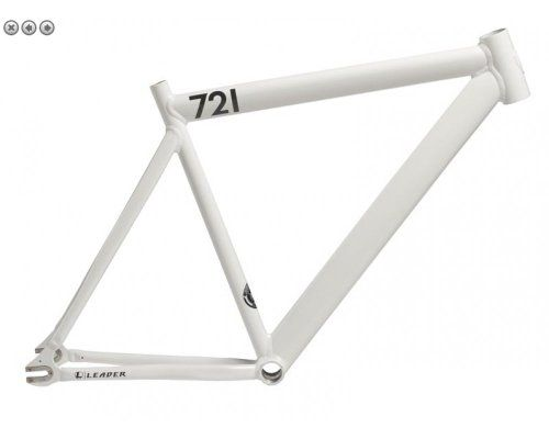 Leader 721 White Frame 2013 By Sgvbicycles (51cm) for sale | Bike ...