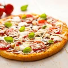 Rezept: Low-Carb-Pizzateig mit Blumenkohl