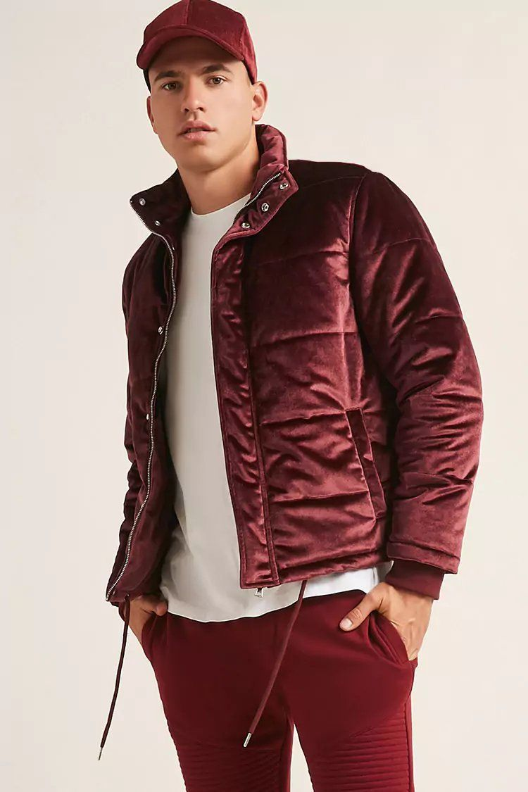 9c96b97ee Product Name:Velvet Puffer Jacket, Category:mens-main, Price:49.9 ...