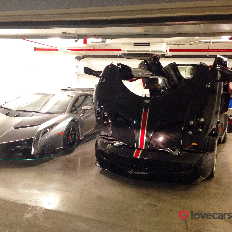 The Supercar Kids Kris Singh Receives His Pagani Huayra Yeu