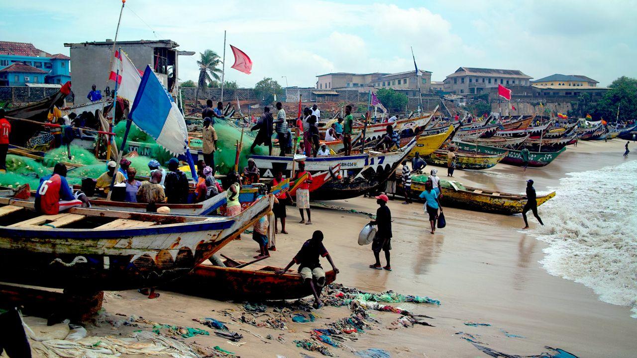 Boats Accra