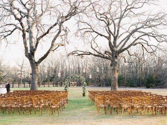 The White Sparrow Quinlan Texas United States Venue Report Black Tie Wedding Venues Rustic Wedding Ceremony