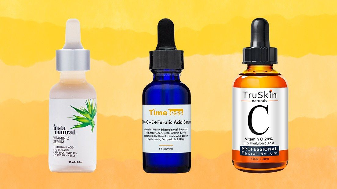 The Best Reviewed Vitamin C Serums On Amazon That Actually Deliver Best Vitamin C Serum Vitamin C Serum Best Vitamin C