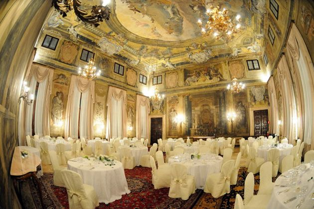 Italian Wedding Venues Ca Sagredo Hotel In Venice