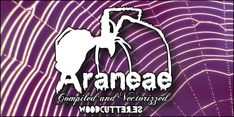 Aranea | dafont.com