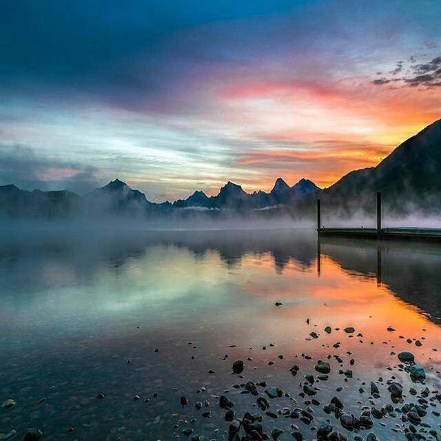 الخوف من المجهول هو أقدم وأعتى أنواع الخوف هـ ب لافكرافت حكم صور Scenery Pictures Lake National Geographic Photo Contest
