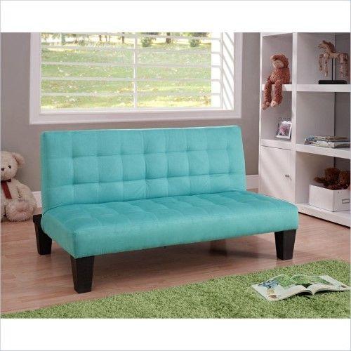 Dorel Home Furnishings Ariana Junior Convertible Futon Multiple Colors