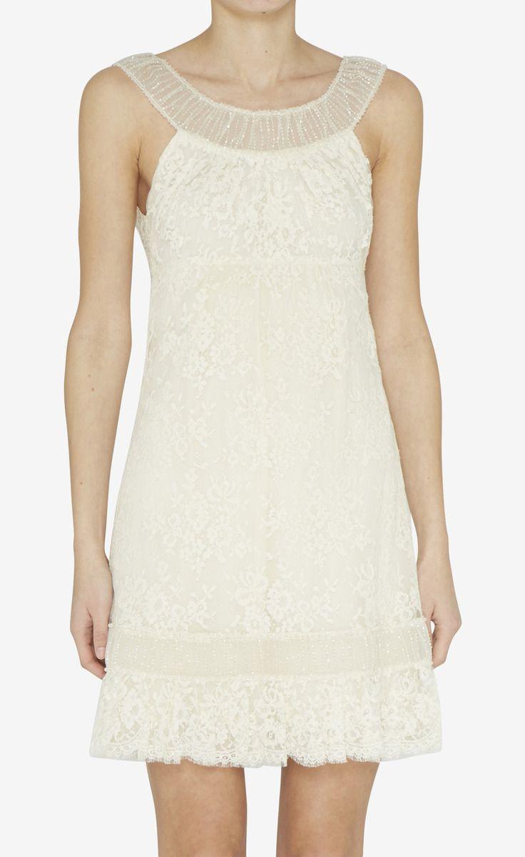 Valentino Cream Dress