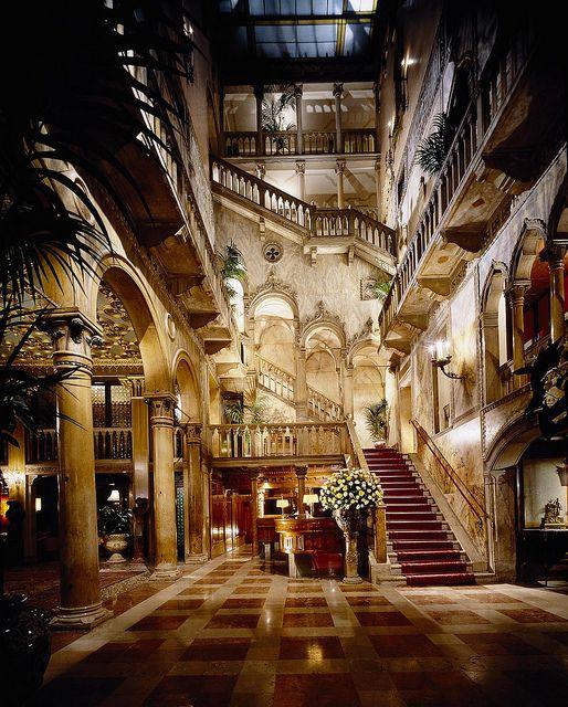 Le danieli luxueux h tel symbole de venise venice for Design hotel venezia
