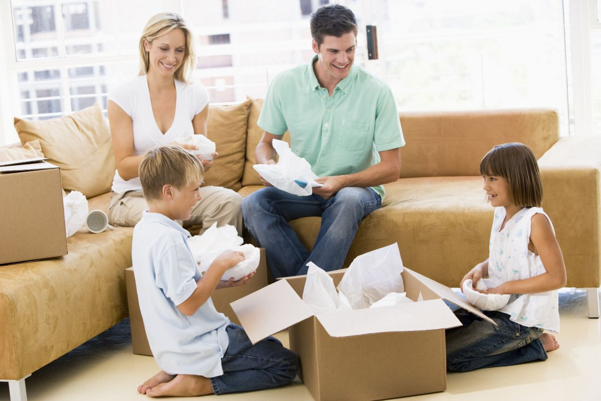 Top Packing Tips When You Are Moving House
