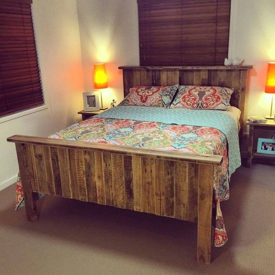 29 Awesome Pallet Bedroom Furniture Ideas You Can Do To Transform