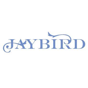 Jaybird Intimates logo concept by Koren Nelson Design #korennelsondesign #makinggoodbrandsgreat