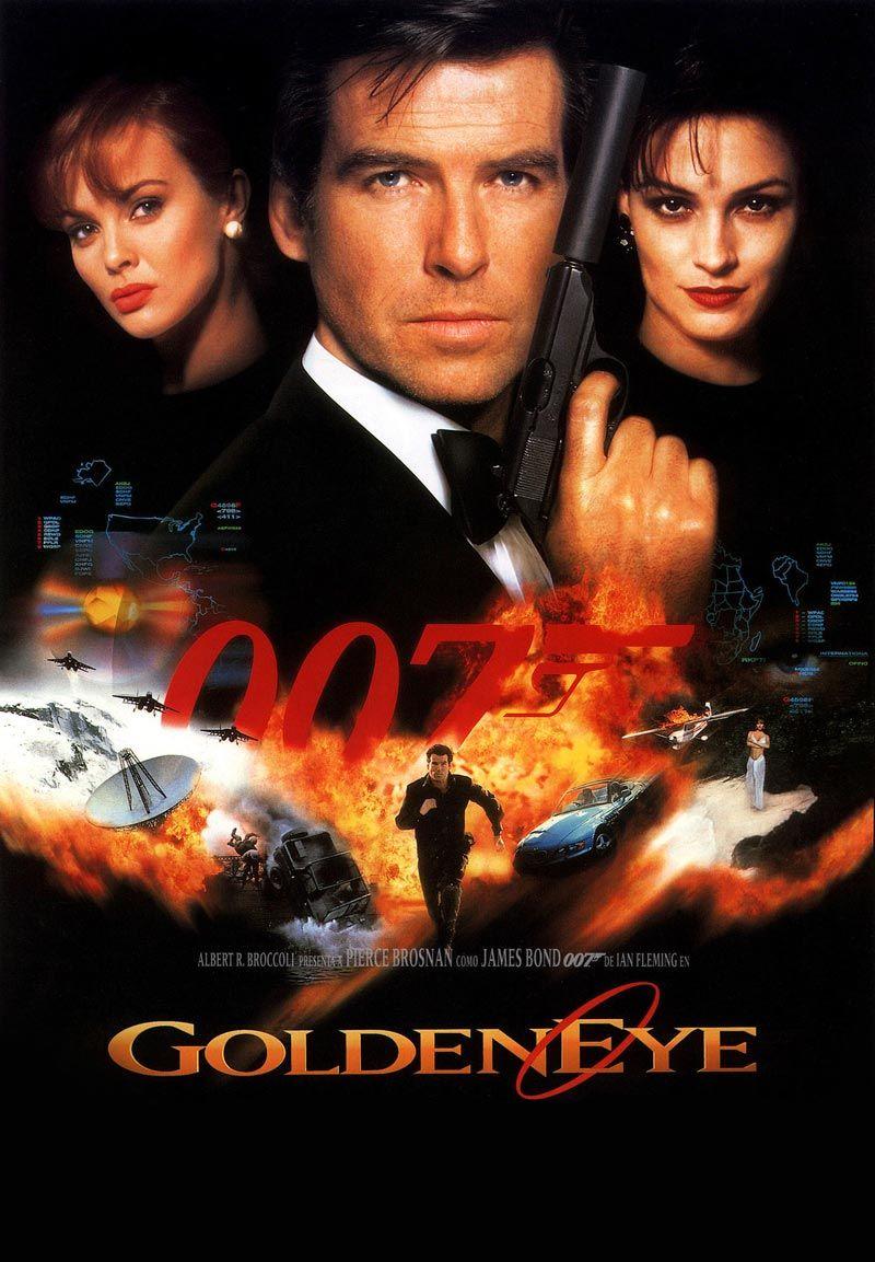 Penelope sings Goldeneye James Bond 007