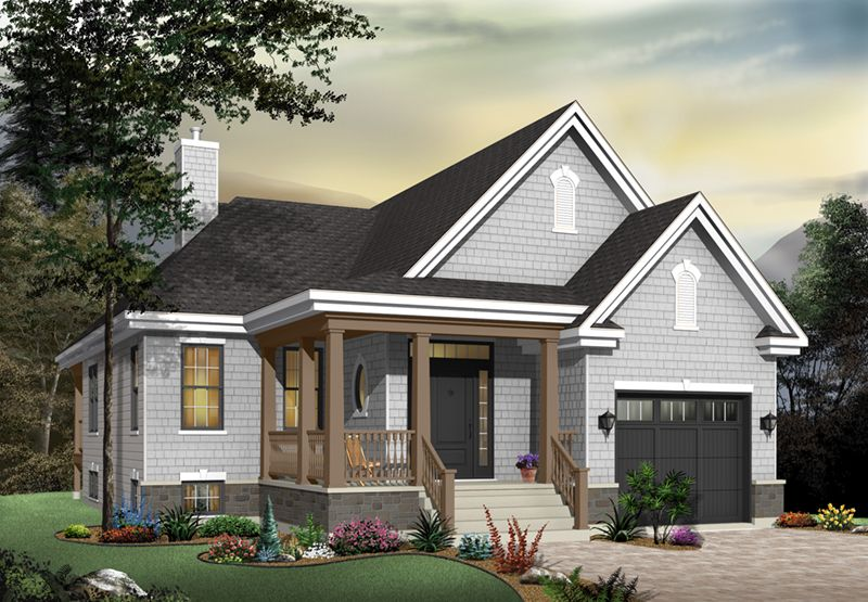 10 Awesome Raised Ranch House Ideas Drummond House Plans Basement House Plans Dream House Plans