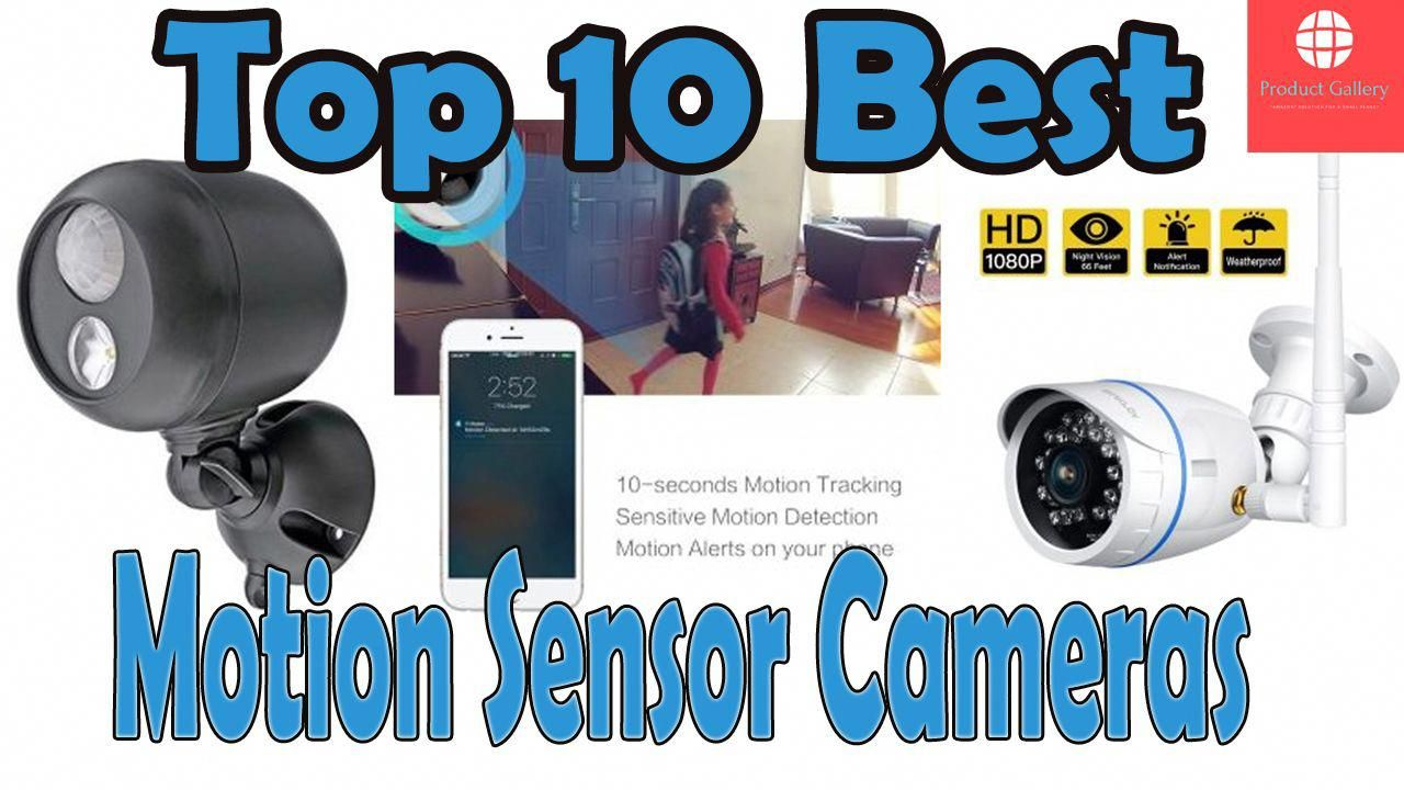 Top 10 Best Motion Sensor Cameras In 2019 Review Wireless Security Camera System Security Cameras For Home Wireless Home Security Systems