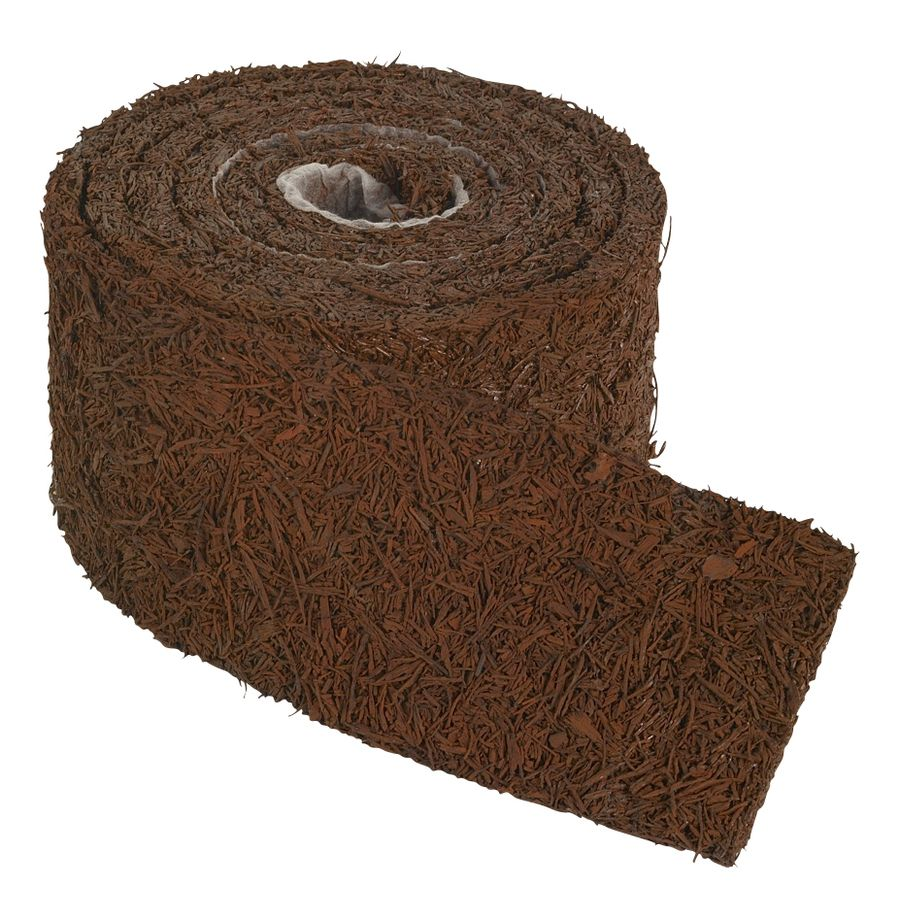 Base Of The Pool Perm A Mulch Rubber 8 Ft Red Landscape Edging Roll 9 88 Lowes