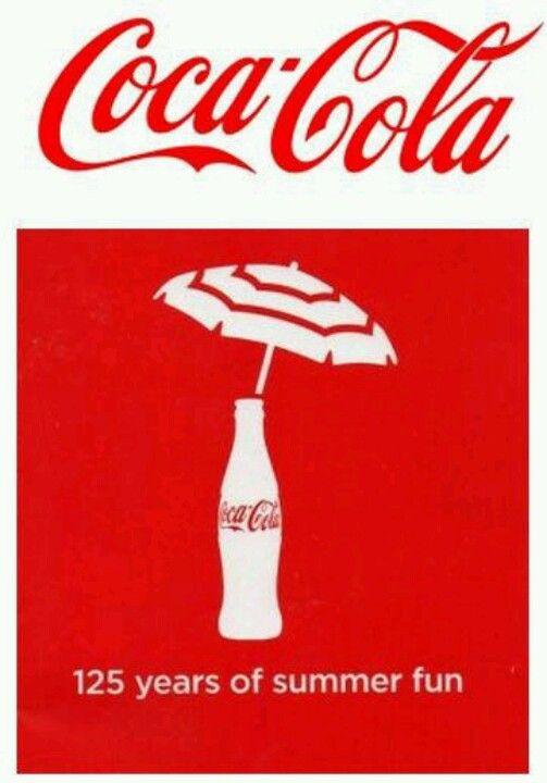 Coca Cola summer fun