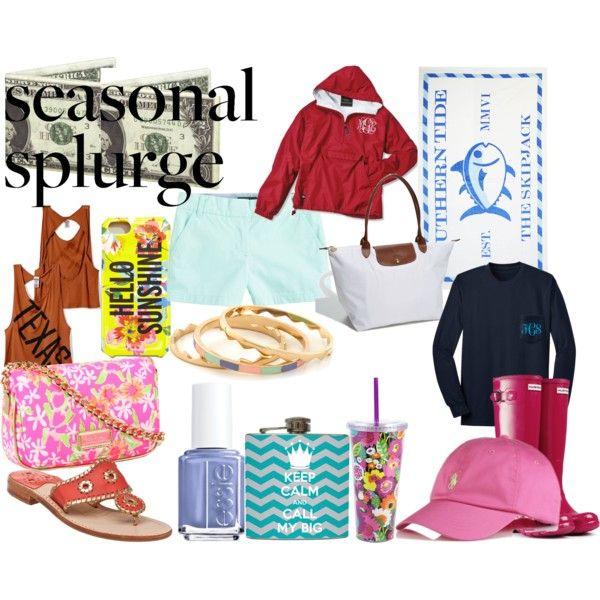 """Seasonal Splurge: Tax Day"" by drewviolet on Polyvore"