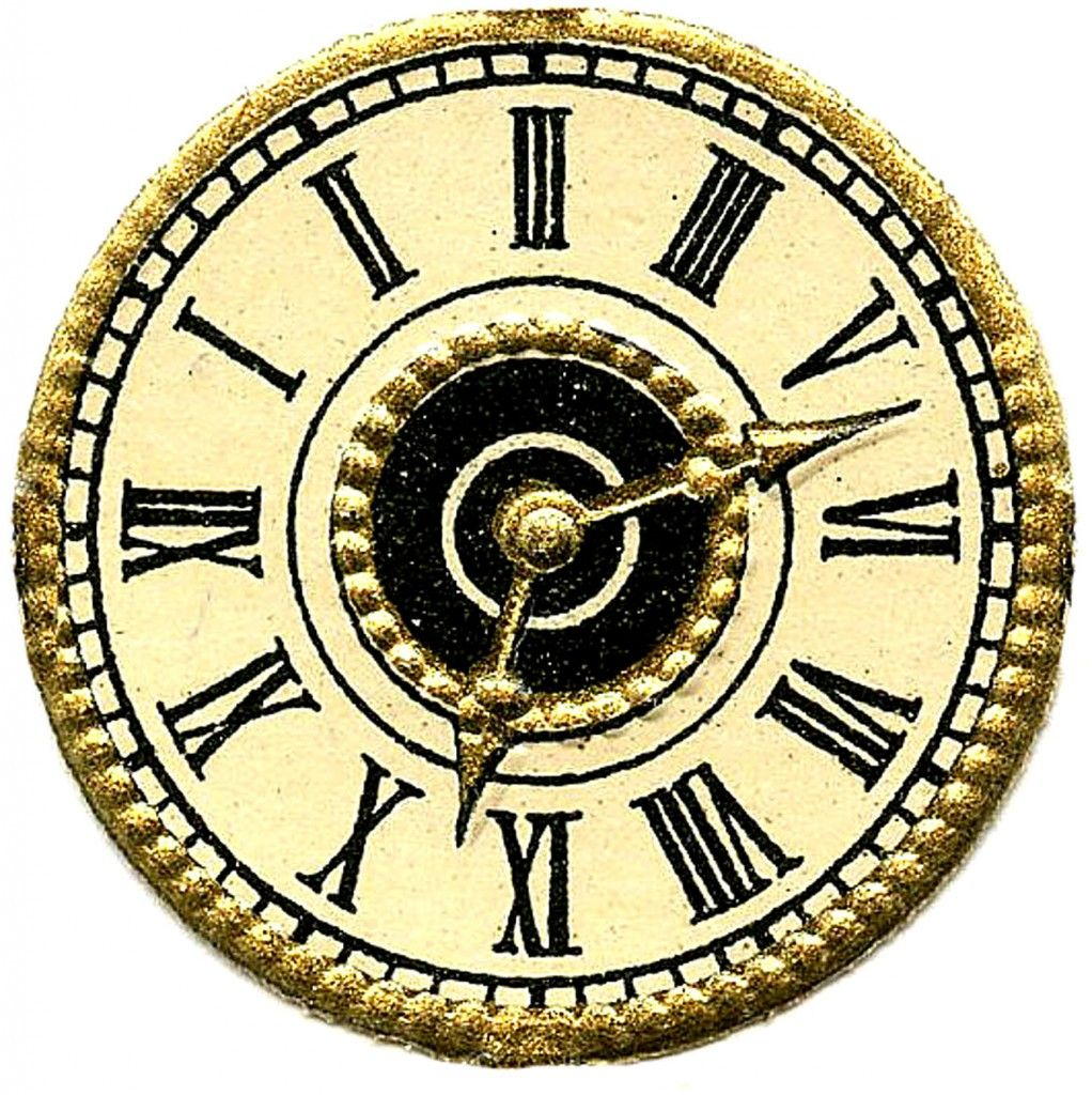 11 Clock Face Images - Print Your Own!   Clock face ...