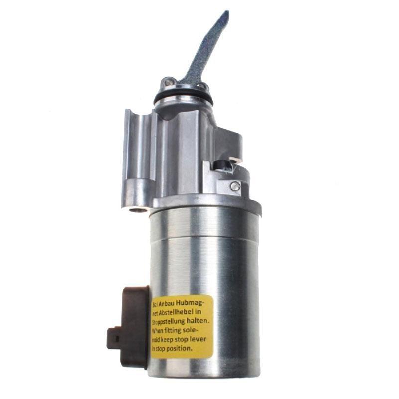 Fuel Shutdown Device Shutoff Solenoid 12v For Deutz Bfm2013 Fl511 Engine 24v Fuel Engineering Devices