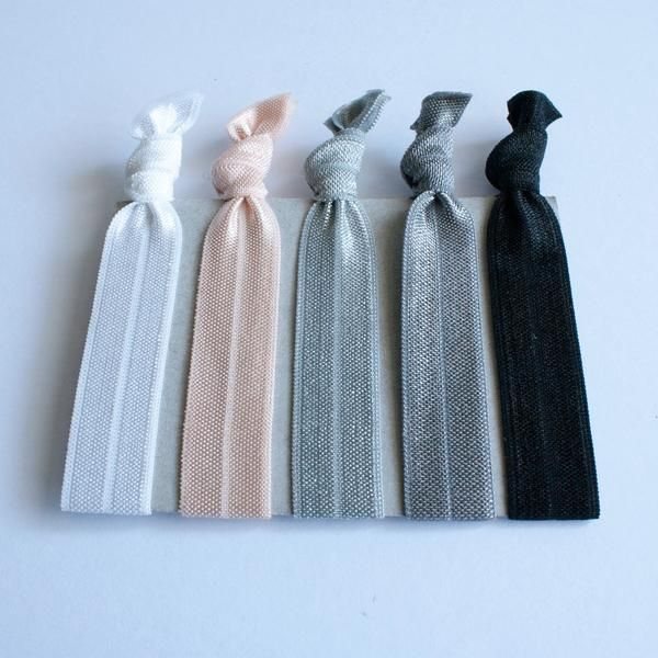 Shop our most popular collection, #basic Hair Ties