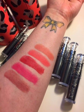 Color Lock Long Lasting Matte Lipstick by BH Cosmetics #15