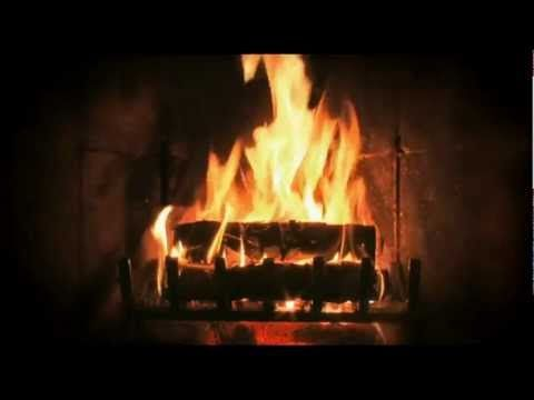 I love Yule Log videos; this one's three hours long and doesn't ...