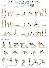imagem relacionada  exercícios de yoga sequências de