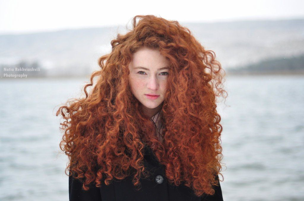 She Looks Just Like Merida Hair Styles Red Curly Hair Long Hair Styles