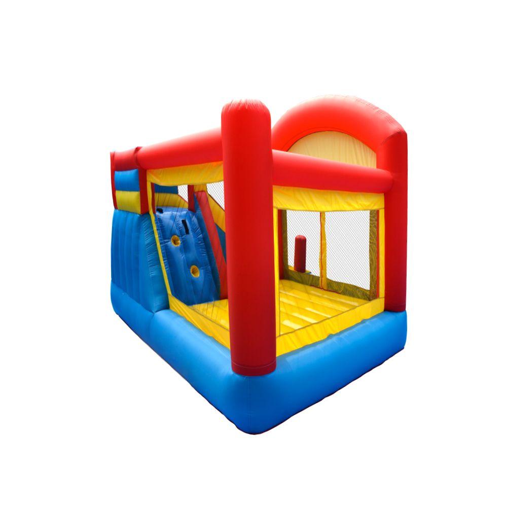 Pin On Bouncy Castle Slide Castle