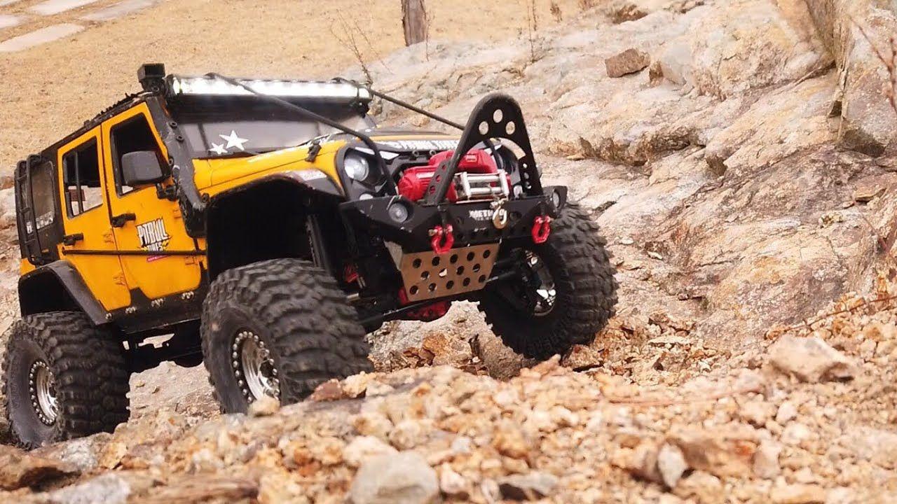 Jeep Wrangler Jk Rubicon Rock Trial 3 Mst Cfx W Wb324 Jeep