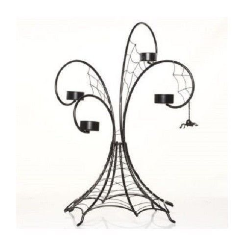 Yankee Candle Large Multi Spider Web Tea Lite Candle Holder