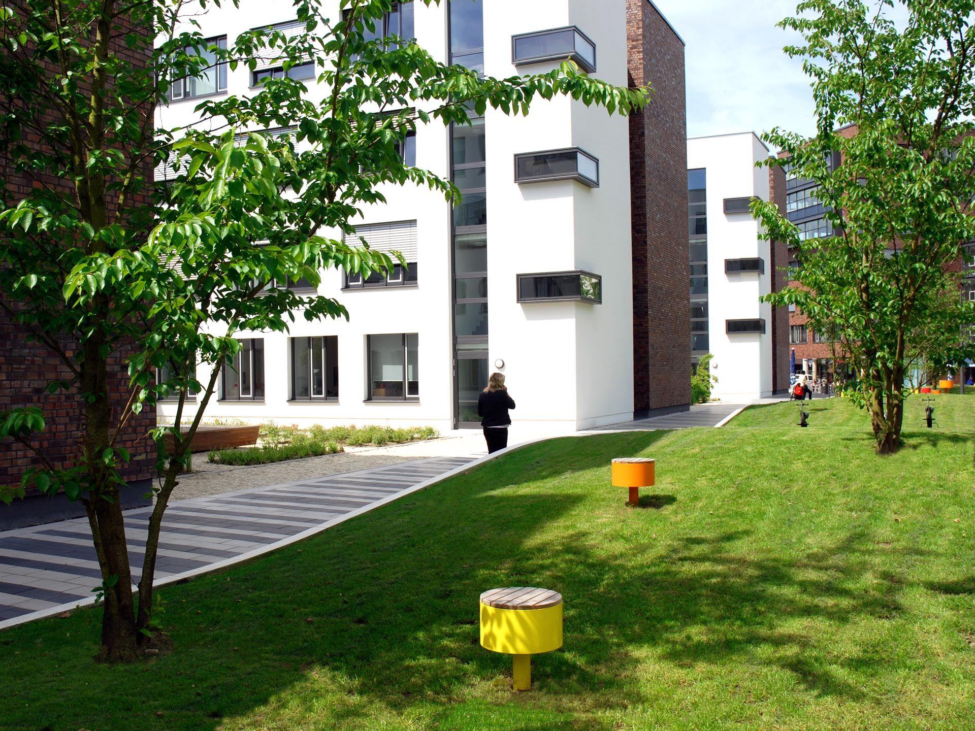 Scape Landschaftsarchitekten Gmbh Rathausplatz Solingen Landschaftsarchitekt Landschaftsplanung Landschaftsbau