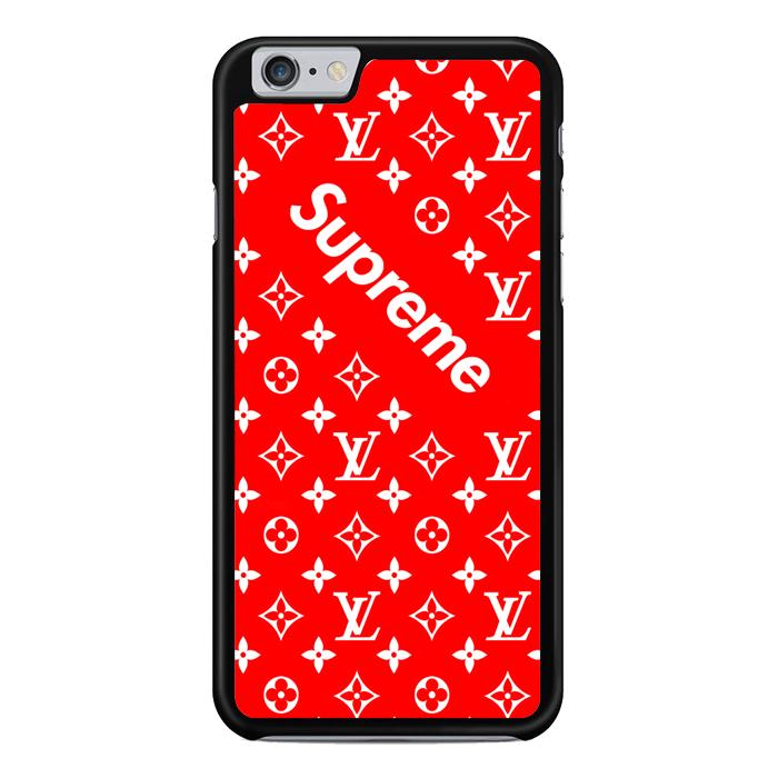 Supreme LV iPhone 6 Plus / 6S Plus Case Republicase