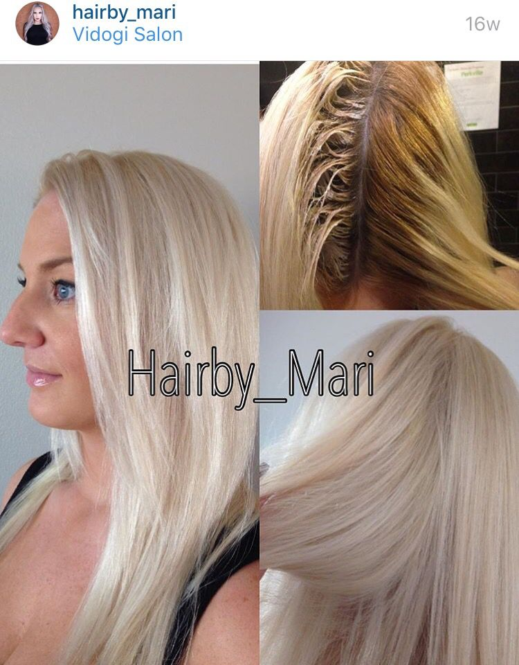 Color correction  by hairby_mari