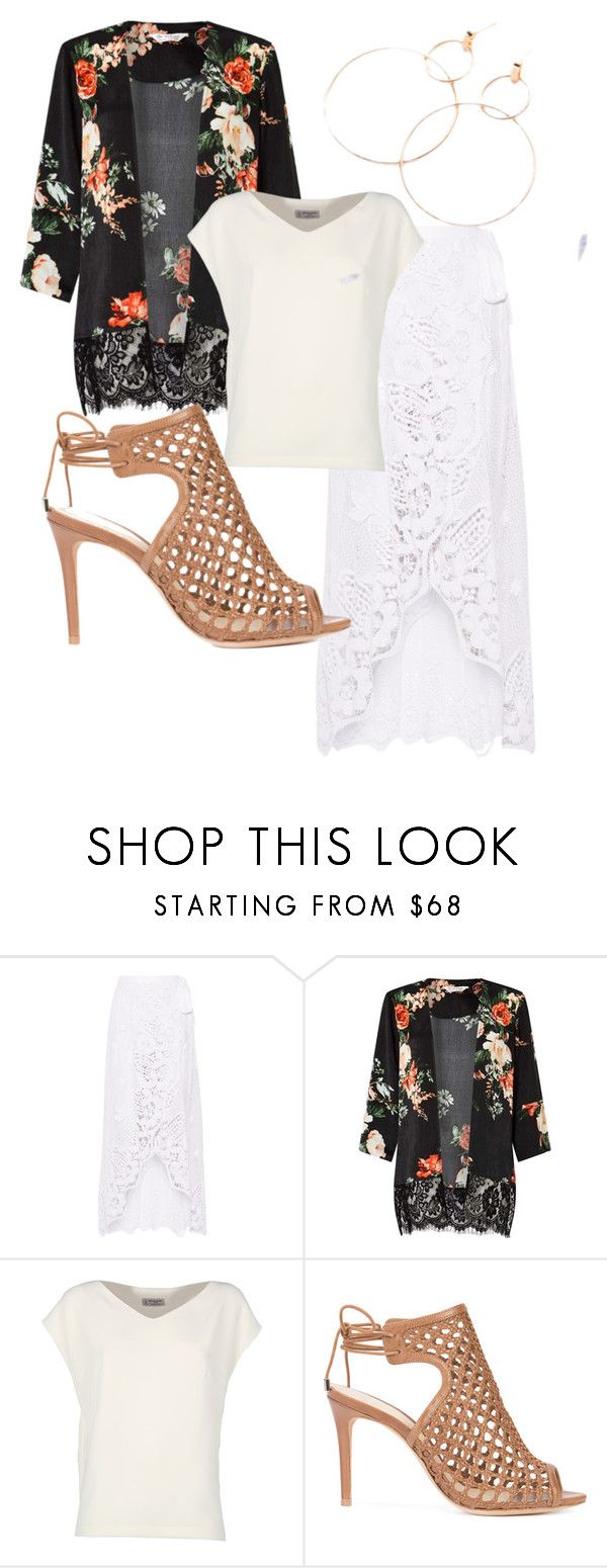 """Trending"" by faeryrain on Polyvore featuring Miguelina, Miss Selfridge, Alberto Biani and Alexandre Birman"