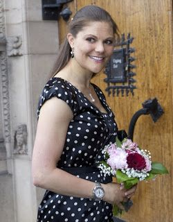 Swedish Royals: Sweden: Victoria attended Nordic Museum and Skansen Friends' annual meeting
